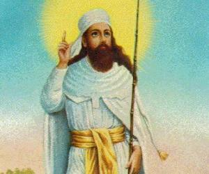 Puzzle Zoroastre, Zarathushtra ou Zarathoustra , prophète et fondateur du Zoroastrisme