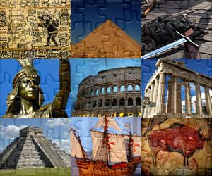 Puzzles de Histoire