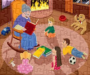 Puzzles de Contes pour enfants