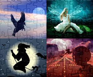 Puzzles de Fantaisie