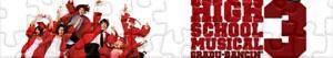 Puzzles de High School Musical 3: Nos années lycée