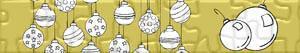 Puzzles de Boules de Noël