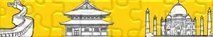 Puzzles de Monuments et autres sites touristiques en Asie