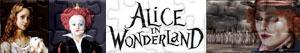 Puzzles de Alice au pays des merveilles - Tim Burton
