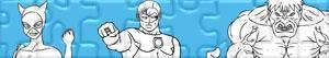 Puzzles de Super-héros