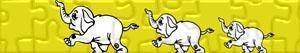 Puzzles de Elephants