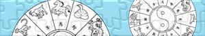 Puzzles de Horoscope chinois