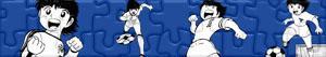 Puzzles de Olive et Tom - Captain Tsubasa