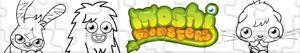 Puzzles de Moshi Monsters
