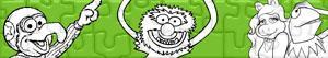 Puzzles de Muppet