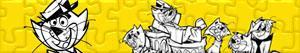 Puzzles de Le Pacha - Top Cat