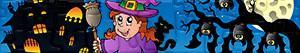 Puzzles de Fête d'Halloween