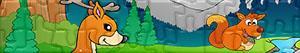 Puzzles de Animaux de la forêt