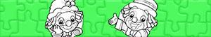 Puzzles de Patati Patatá