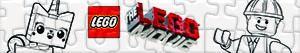 Puzzles de La Grande Aventure Lego