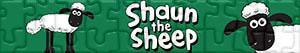 Puzzles de Shaun le mouton