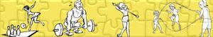 Puzzles de Autres sports et jeux
