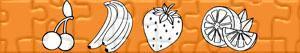 Puzzles de Fruits