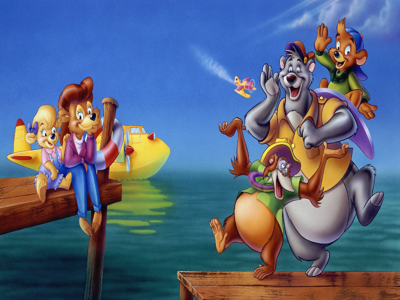 Talespin puzzle